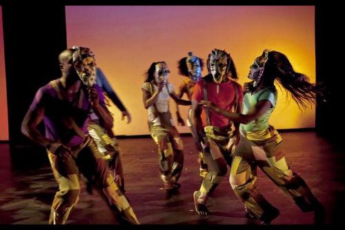 nadege fenghom danseuse, afro jazz, afro contemporain, georges momboye